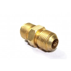 Brass Flare Equal Union Nipple Hex Adapter  Connector Compression Fittings.