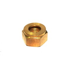 Brass Nut Hex