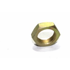 Brass Hex Checknut/Locknut