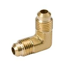 Brass Flare Elbow Equal Union Nipple Hex Adapter Connector Compression Fittings