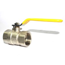 Brass Ball Valve Forged Body Heavy Duty Screwed