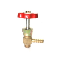 Brass Angle Needle Valve Male Compressor Valve