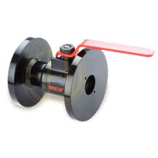 CI Ball Valve Flange End Light Duty Single Piece (Hammer)