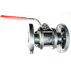 Ci Ball Valve Flanged Three Piece (Hammer)