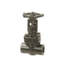 CS Forged Steel Gate Valve Screwed  IBR Approved With TC (Wj-Neta)