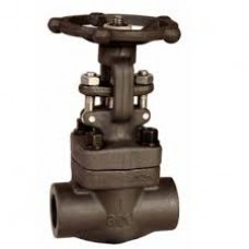 CS Forged Steel Globe Valve Screwed  IBR Approved With TC (Wj-Neta)