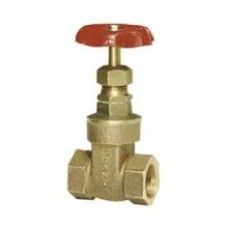Gm Steam Gate Valve Screwed (Is-778) Non Rising (Sant)