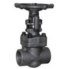 GM Globe Steam Stop Valve Yoke Type Screwed Temp-220°C (WJ-Neta)