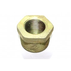 MS Bush Forged Hex Adapter Male/Female Commercial Forging Type
