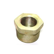 CI Bush Forged Hex Adapter Male/Female Commercial Casting Type