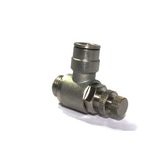Pu Flow Control Valve Equal Metallic Pneumatic FCV