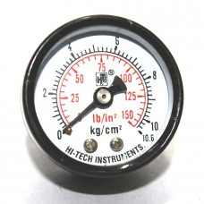 "Pressure Gauge Back Connection 1/8 BSP (40MM / 11/2"" Dial)"