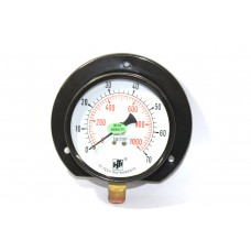 "Pressure Gauge Bottom Connection 3/8 BSP (150MM / 6"" Dial)"