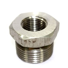 SS Bushing Hex Adapter Male/Female Commercial Stainless Steel 202.