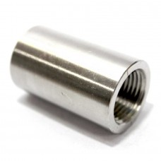 SS Coupling Female Socket Connector Commercial Stainless Steel 304.