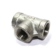 SS IC Tee (Investment Casting) Forged CF-8 (Heavy Duty) (SS- 304)