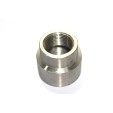 SS Reducing Coupling Female Socket Connector Commercial Stainless Steel 202.