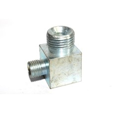 MS Reducing Elbow Hydraulic Adapter Male Thread