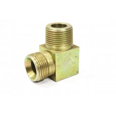MS Elbow Hydraulic Adapter Male Thread.