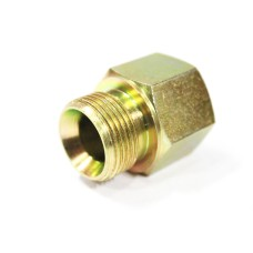 MS Adapter Equal  Hydraulic Hex Male/Female