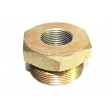 MS Bush Hydraulic Hex Adapter Male/Female