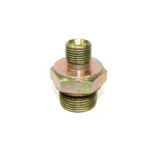 MS Reducing  Nipple Forged Hex Adapter Male