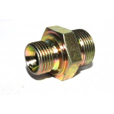 MS Reducing Double Nipple 'S' Series Hydraulic Hex Adapter Connector Male Heavy Duty (5000PSI)