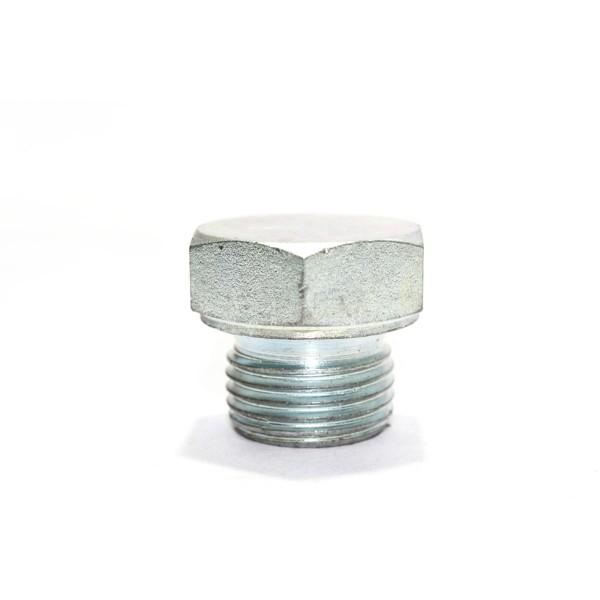 MS Plug Hydraulic Hex Male End
