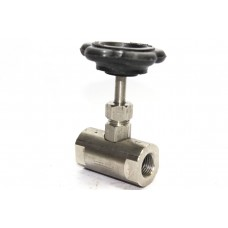 SS Pneumatic Needle Valves