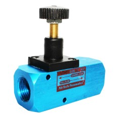 Pneumatic Flow Control Valve Heavy Duty Air Tech