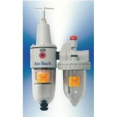 Pneumatic Air FRL Combination Heavy Duty (Filter+Regulator+Lubricator) Air-Tech