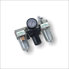 Pneumatic Air FRL Combination Heavy Series (Filter+Regulator+Lubricator) Aeroflex