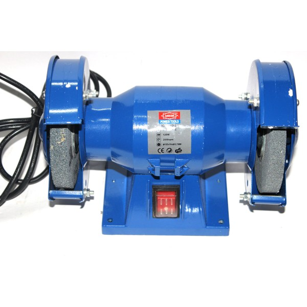 Ideal Bench Grinder Heavy Duty 8 Quot 200mm Idbg 200