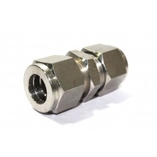 SS Reducing Union Connector Compression Double Ferrule OD Fitting Stainless Steel 304