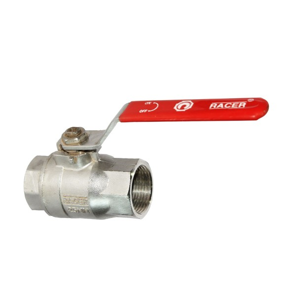 SS Ball Valve IC (RACER) Forged Investment Casting CF 8M