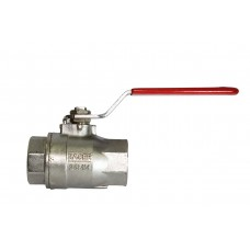 SS Ball Valve IC (RACER) Forged Investment Casting CF 8 Screwed Stainless Steel 304. (ISO MARKED)