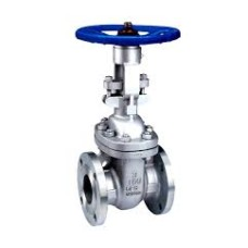 SS Gate Valve IC Flanged End Investment Casting CF-8 Stainless Steel 304 (CLASS :150#)