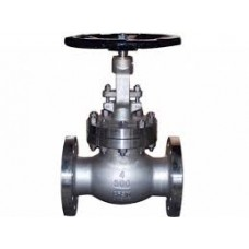 SS Globe Valve IC Flanged End Investment Casting CF-8 Stainless Steel 304 (CLASS :150#)