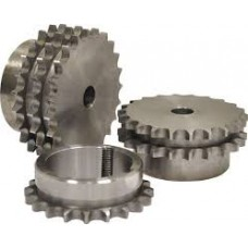 "Simplex Sprocket Wheel 3/8"" Single"