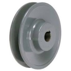CI V Belt Pulley Fix Bore A Section Single Groove