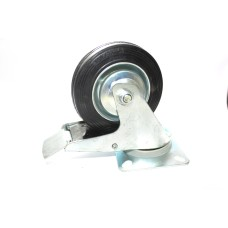 Rubber Caster Wheel (Commercial)